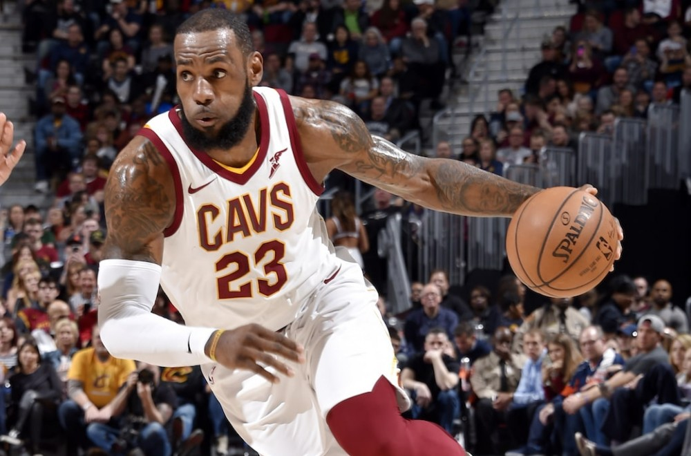 Youscribe, Fame : Lebron James